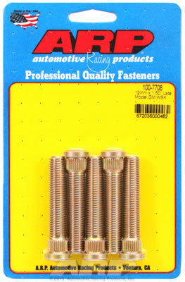 GM M12x1.50inch Wheel Studs Kit