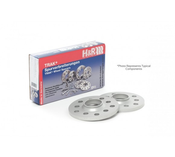 H&R 5mm Wheel Spacers for 4 Lug (Mini)
