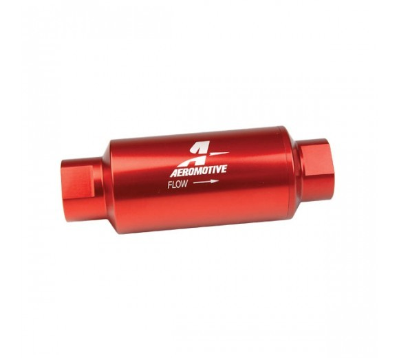 10 Micron ORB-10 Red Fuel Filter