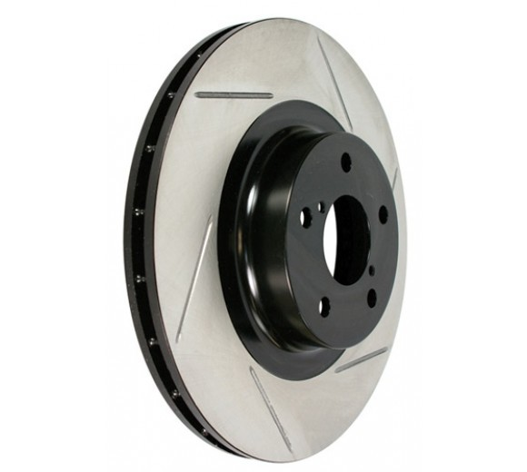 Slotted Front Rotor (Jeep Grand Cherokee SRT8 2011+)