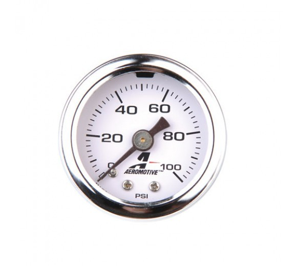 Fuel Pressure Gauge (0-100psi)