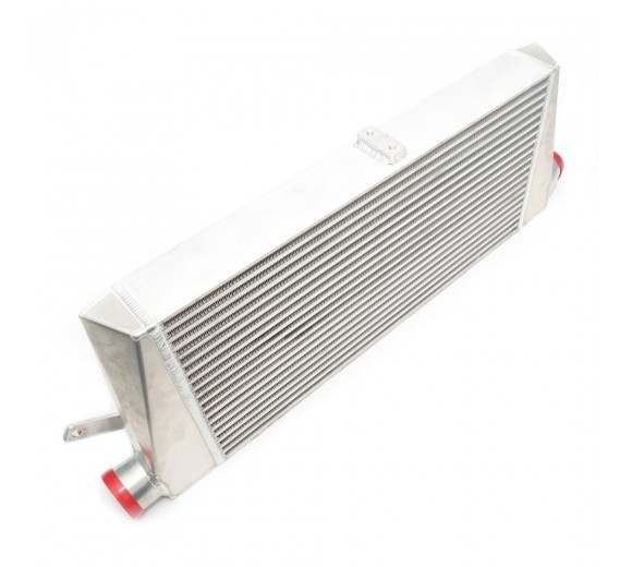 Front Mount Intercooler - Silver Core (EVO 8-9)