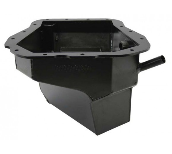 Steel Oil Pan (WRX/STi 01-14)