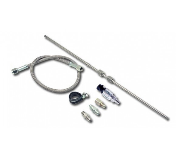 Exhaust Back Pressure Sensor Install Kit