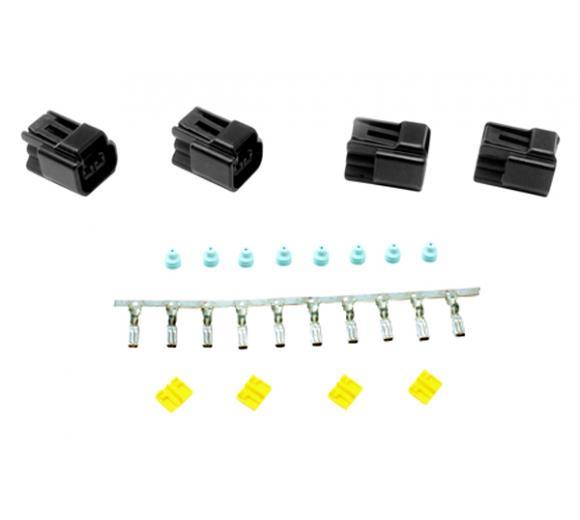 4 Pack Connector Kit, Pencil Coil
