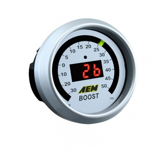 Boost Gauge 50psi