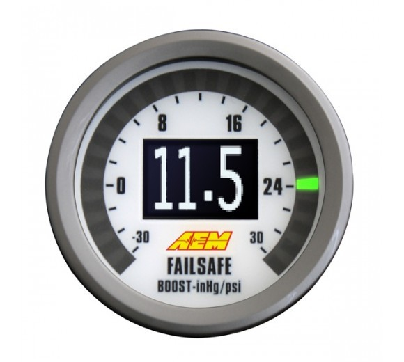 Wideband Failsafe & Boost Gauge