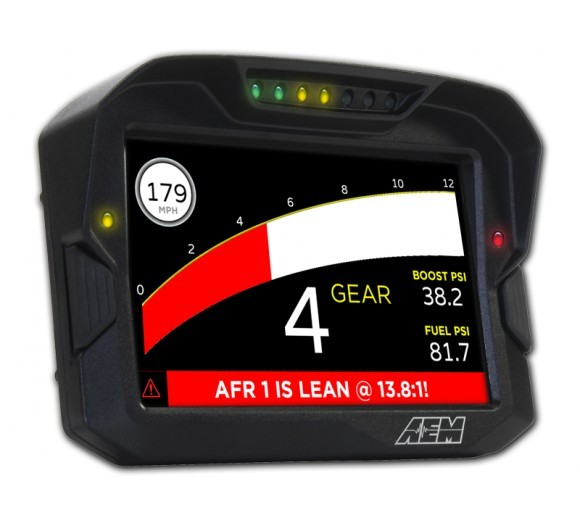 Digital Display - CD-7L Logging Race Dash, CAN Input Only