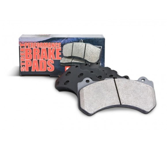 Performance Front Brake Pads (04-09 Accord Euro)