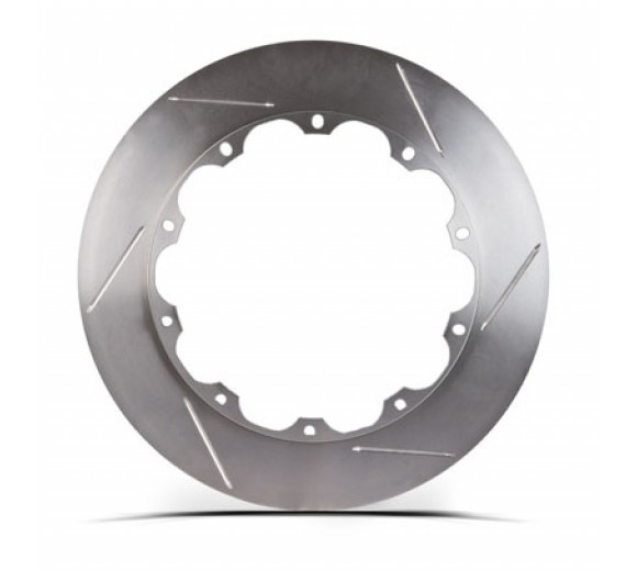 Replacement 2Pc Aero-Rotor - Slotted (332x32mm)