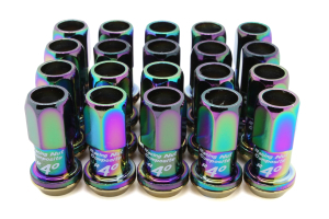 R40 Wheel Nuts Neo Chrome