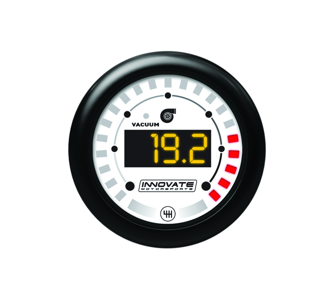 MTX-D Dual Function Boost / Shift Light Gauge 52mm