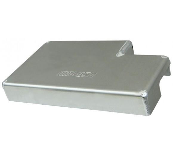 moroso 74255 aluminium fuse box cover mustang gt ecoboost. Black Bedroom Furniture Sets. Home Design Ideas