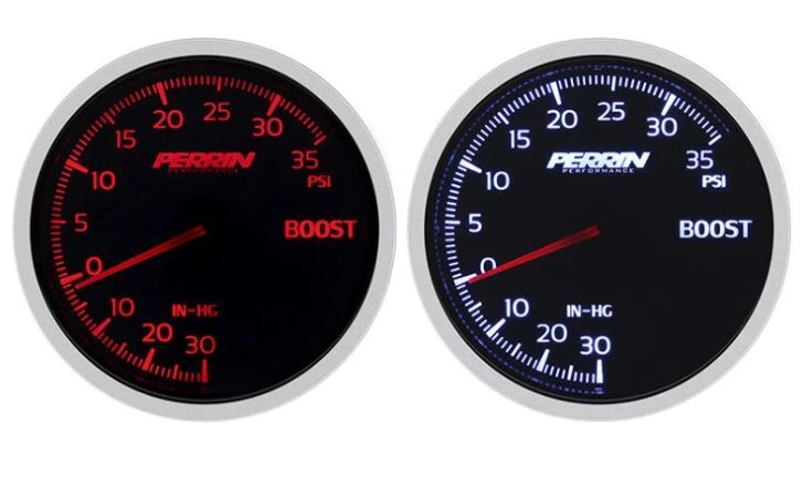 Boost Pressure Gauge 60mm