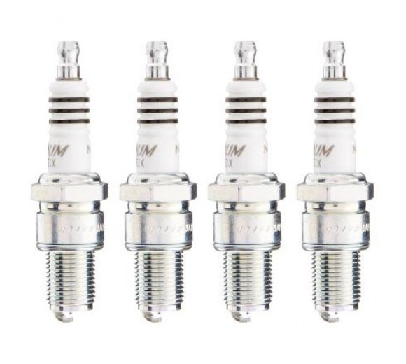 Iridium Spark Plugs One Step Colder (EVO 8)