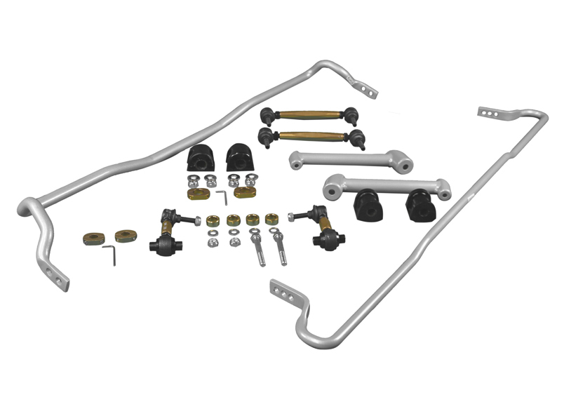 Front and Rear Sway Bar Vehicle Kit (BRZ/86)