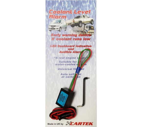 Coolant Level Alarm - Domestic