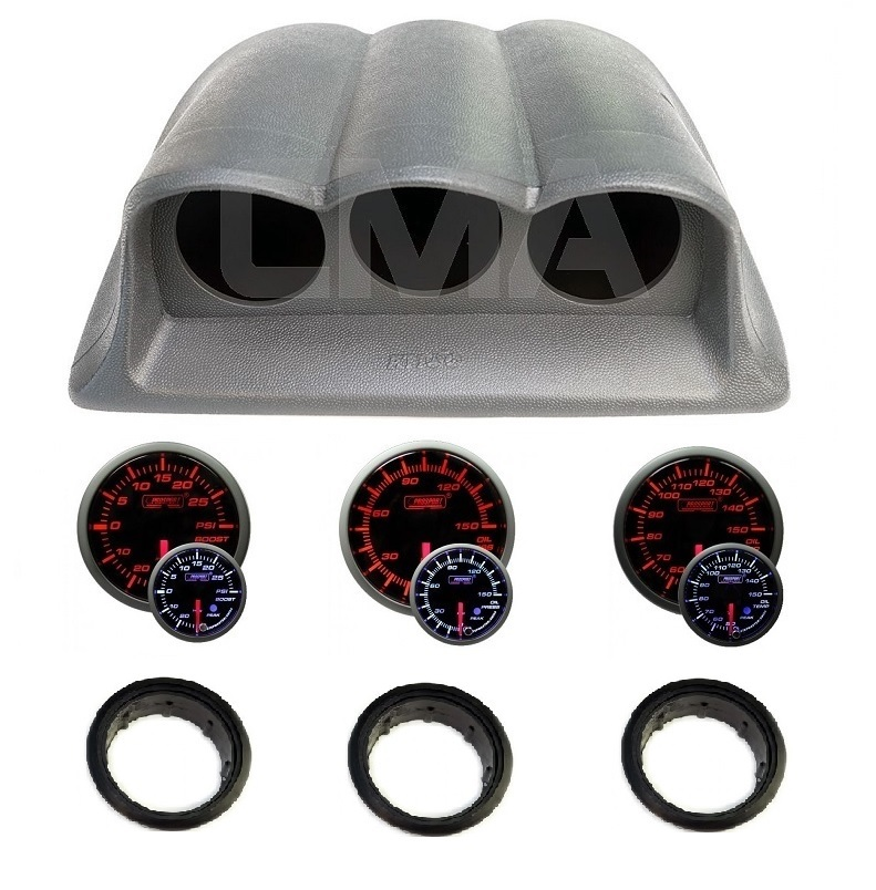 Gauge Package - Prosport Boost/ Oil Pressure/ Temp (EVO X)