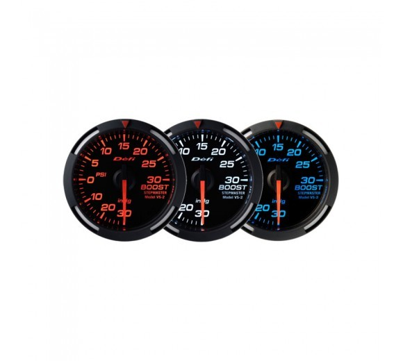 Racer Boost Gauge - 30 psi