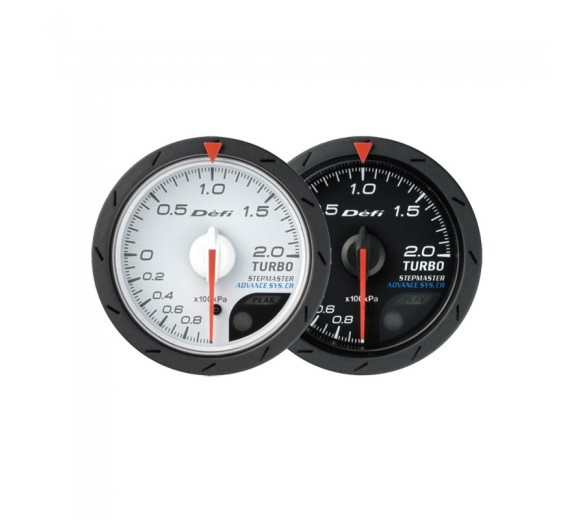 Advance CR Boost Gauge - 2.0 Bar