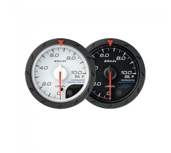 Advance CR Oil Pressure Gauge - 10.0 Bar