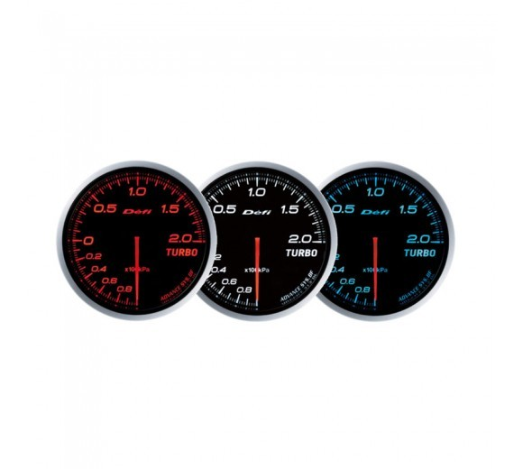 Advance BF Boost Gauge - 2.0 Bar (60mm)