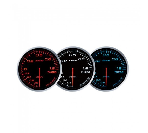Advance BF Boost Gauge - 1.2 Bar (60mm)