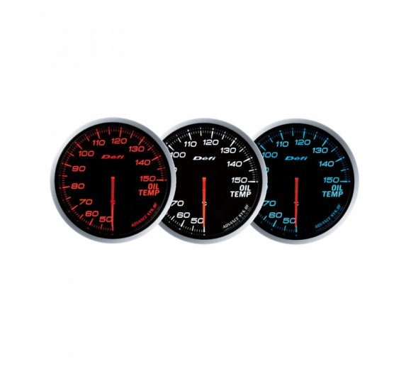 Advance BF Oil Temp Gauge - 150C (60mm)