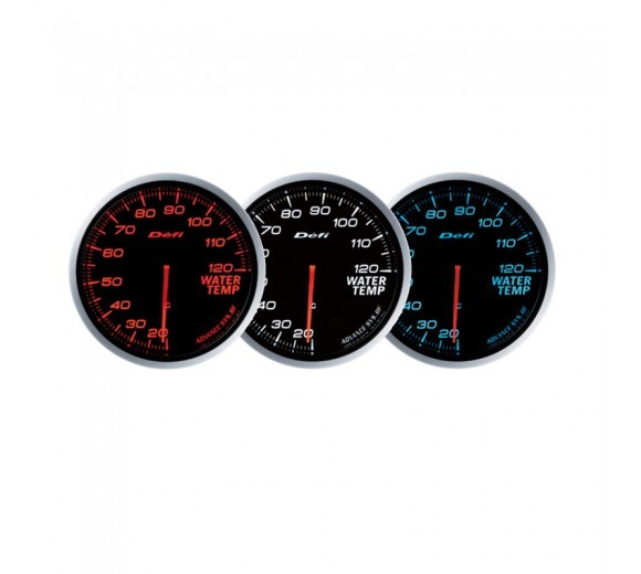 Advance BF Water Temp Gauge - 120C (60mm)