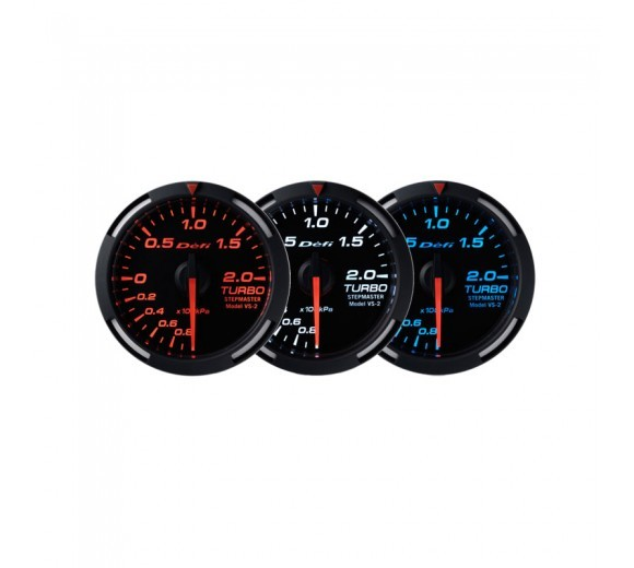 Racer Boost Gauge - 2.0 Bar