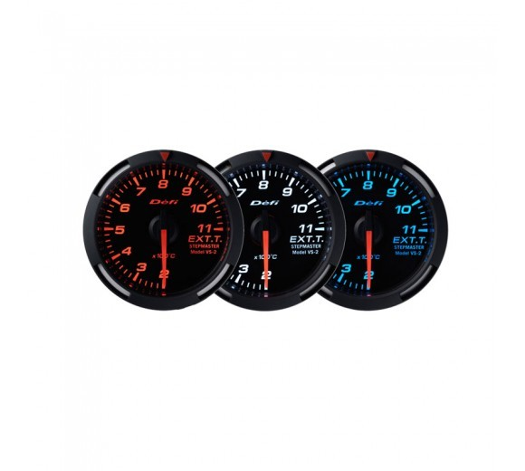 Racer Exhaust Temp Gauge - 1100C