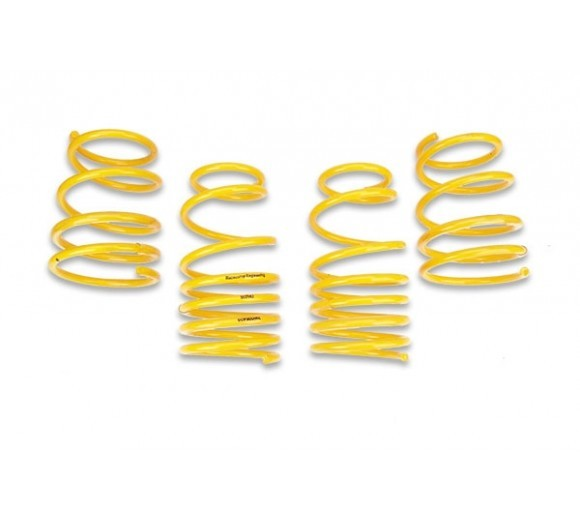 Yellow Lowering Springs (STi 02-07)
