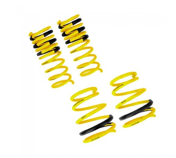 Yellow Lowering Springs (STi 08-14)