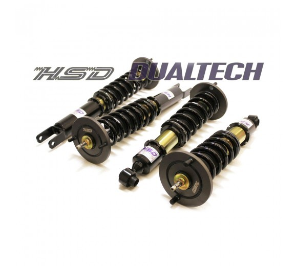 Dualtech Coilovers (Skyline R34 GT-T)
