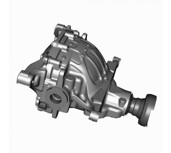 IRS Loaded Differential Housing 3.55 Traction-Lok (Mustang GT 15+)