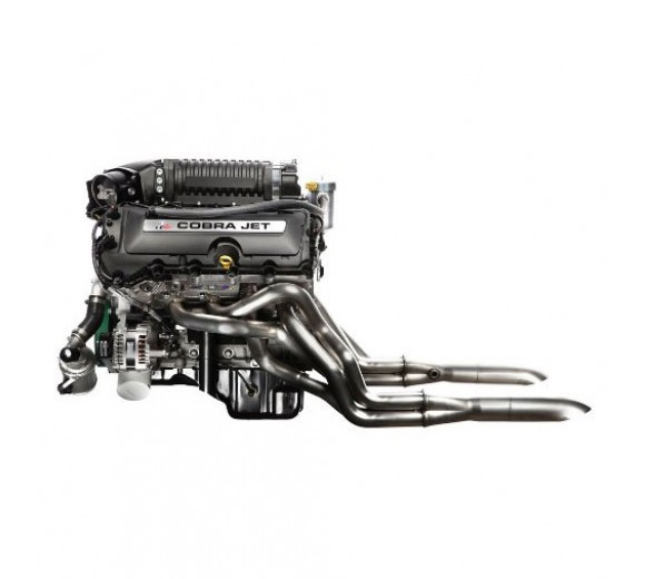 Cobra Jet Supercharger Crate Engine (Mustang GT 15+)