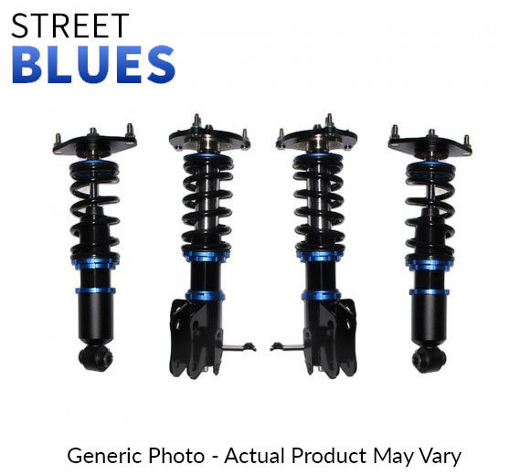 Blue Series Coilovers (2015+ Mustang)