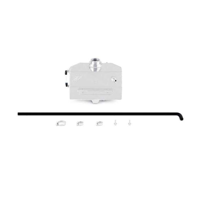 Aluminum Coolant Expansion Tank (Mustang GT/EcoBoost 2015-16)