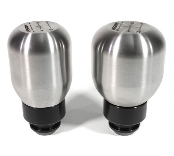 Stainless Steel Shift Knob - Manual (01-14 WRX)