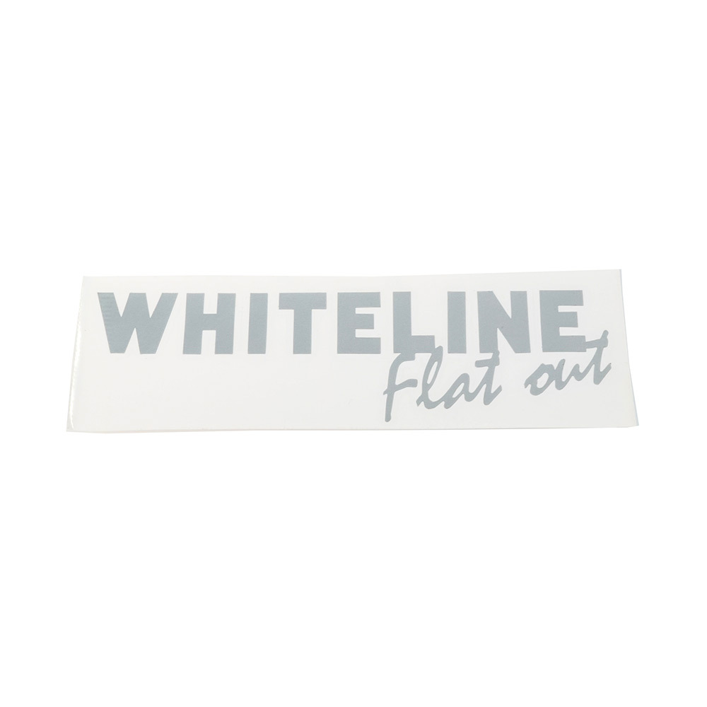 Whiteline Sticker - Dark