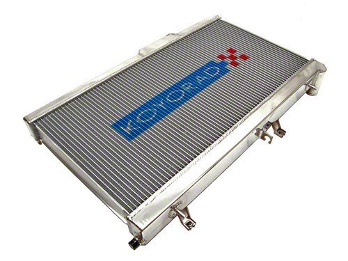 Aluminium Racing Radiator (S2000)