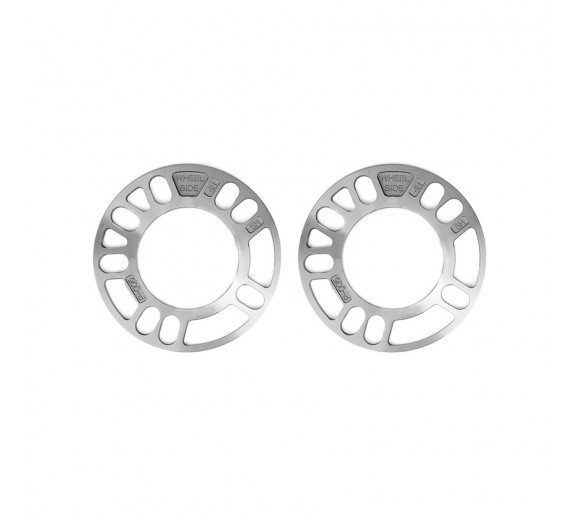 Wheel Spacers Twin Pack Universal