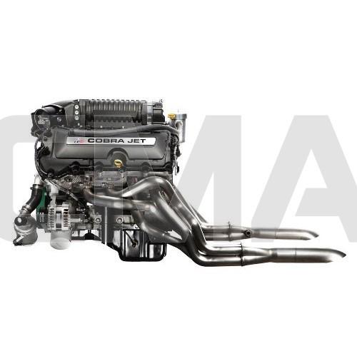 Ford Performance M 6007 Scj16 Cobra Jet Supercharger Crate