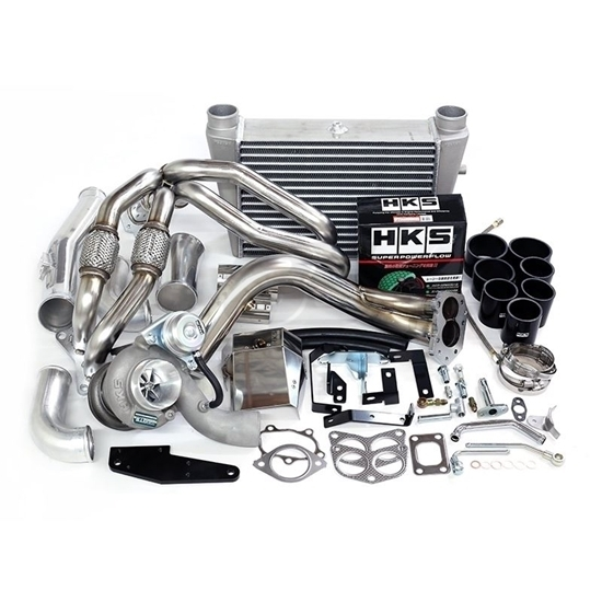 GTIII-RS Bolt-On Turbo Kit (BRZ/86)