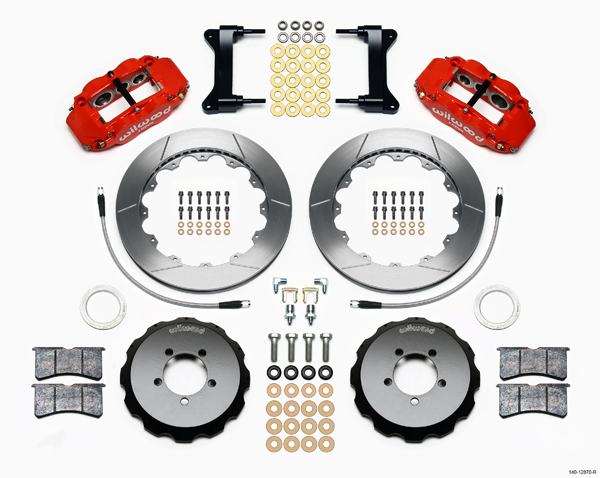 Forged Narrow Superlite 6R Big Brake Kit - Front (86/BRZ)