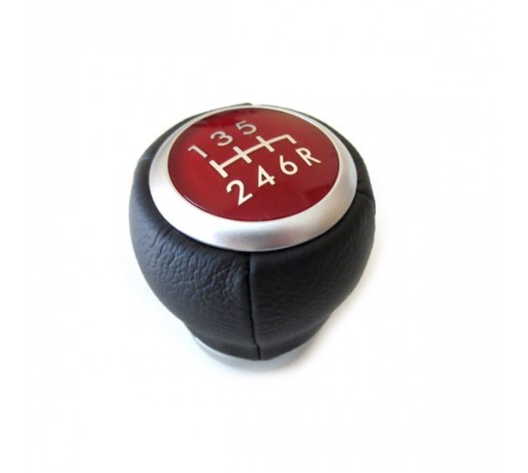 STi Leather Shift Knob (6MT)