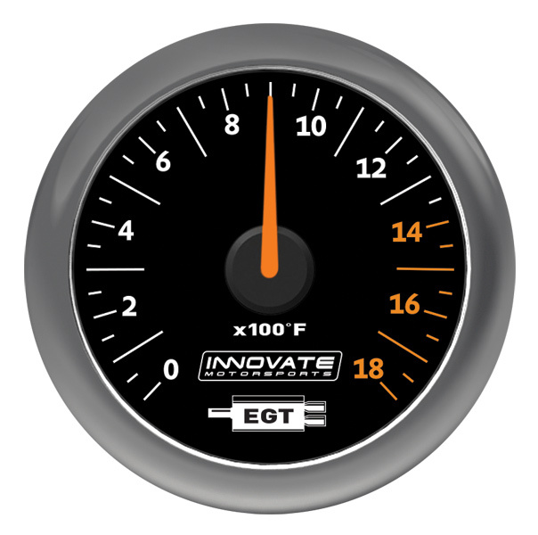 MTX-A Exhaust Gas Temperature (EGT) Gauge