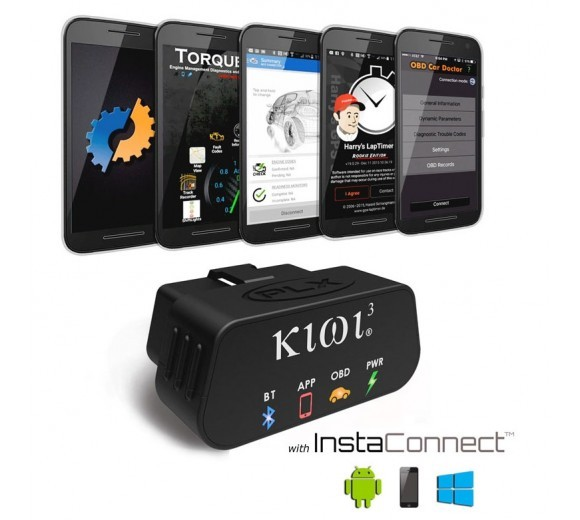 KIWI 3 Wireless OBDII Adaptor