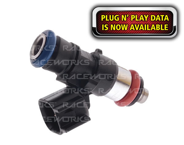 Raceworks 1000cc @ 4BAR Short US-CAR Plug Injector