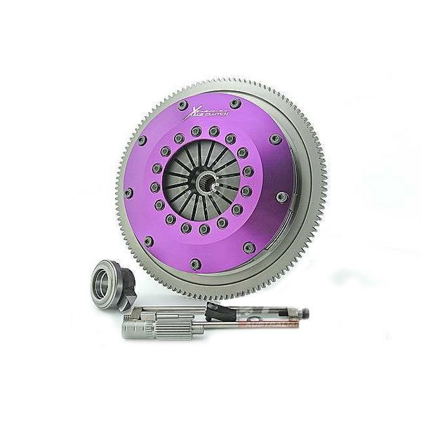 200mm Rigid Ceramic Twin Plate Clutch/Flywheel Kit (94-00 WRX/STI, 01-05 WRX)